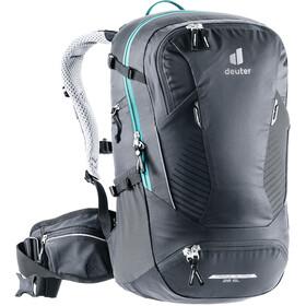 deuter Trans Alpine 28 SL Backpack Women, czarny